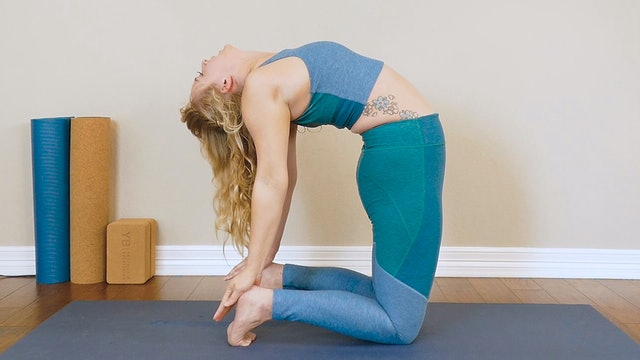 Gentle Yoga for Headaches
