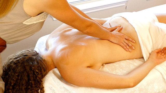 Massage with Meera: Back Techniques