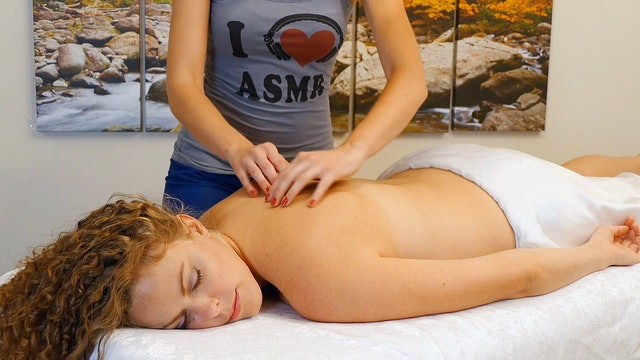 Whisper Back Massage & Lotion Sounds with Melissa