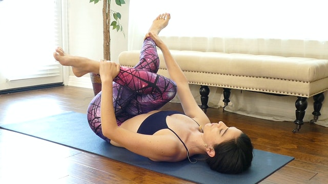Day 28 - Yin Yoga To Reduce Soreness & Promote Recovery