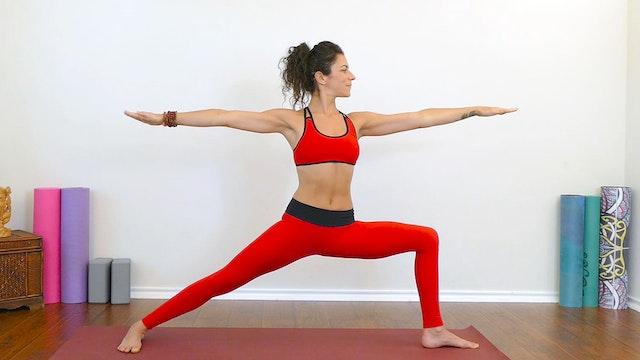 Day 5: Power Yoga