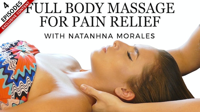 Full Body Massage For Pain Relief