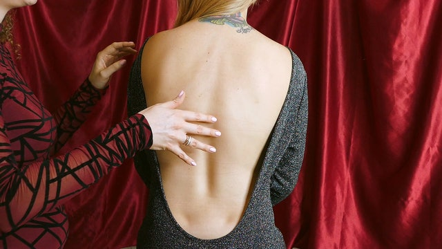 Back Tickle with Corrina & Natalia