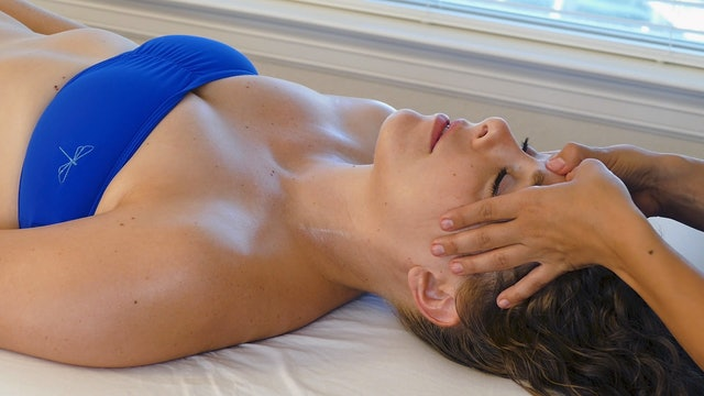 Basic Massage for Headaches with Chandler