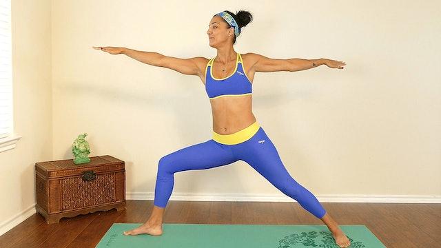 Total Body Yoga Workout