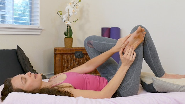 DIY Reflexology: Pain Relief Techniques Part 2