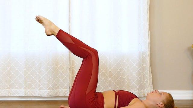 Banks Cardio Pilates - Beginner