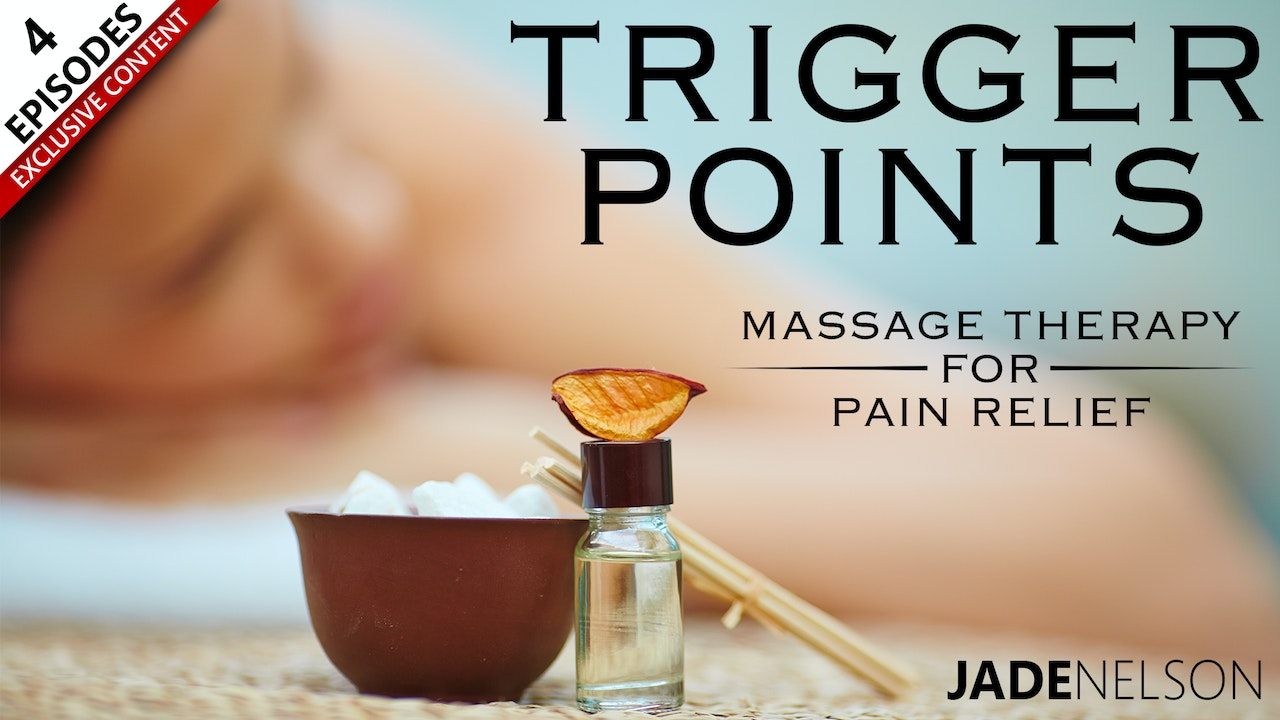 Trigger Points Massage Therapy For Pain Relief