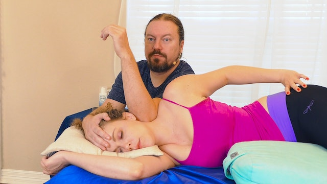 Side Lying Techniques for Headaches