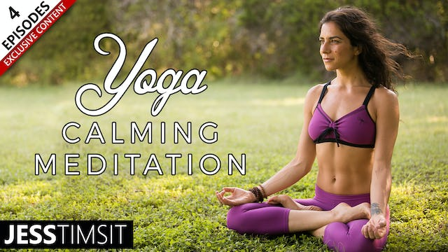 Yoga Calming Meditation