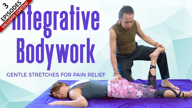 Integrative Bodywork Gentle Stretches For Pain Relief