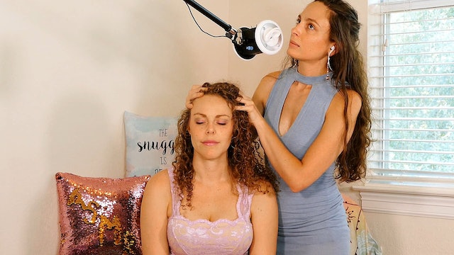 Melissa Whispers & Soothing Scalp Massage