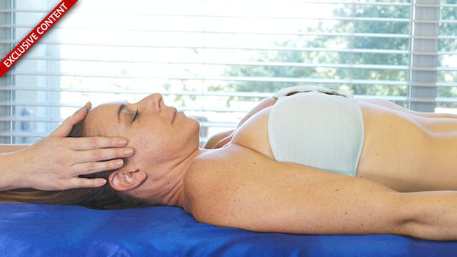 Neck Pain Relief Massage with Corrina...