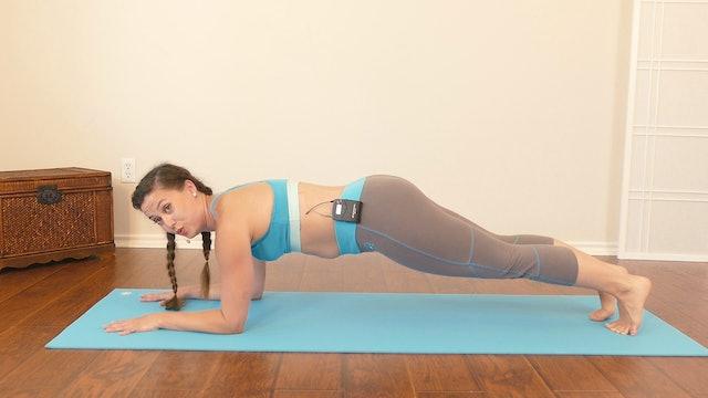 Full Body Pilates Part 3 with Kait Coats