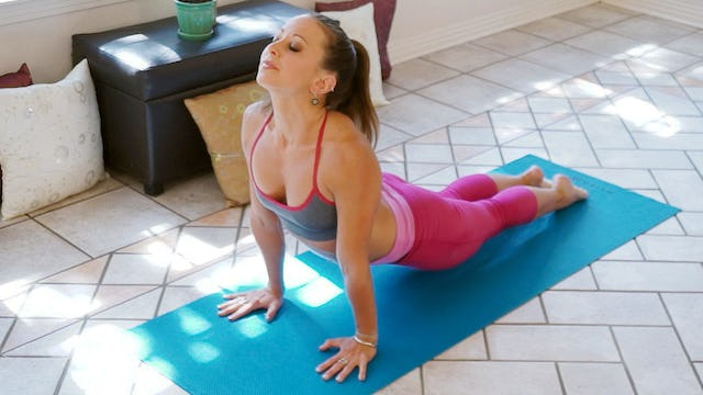 Weight Loss Yoga Workout 1