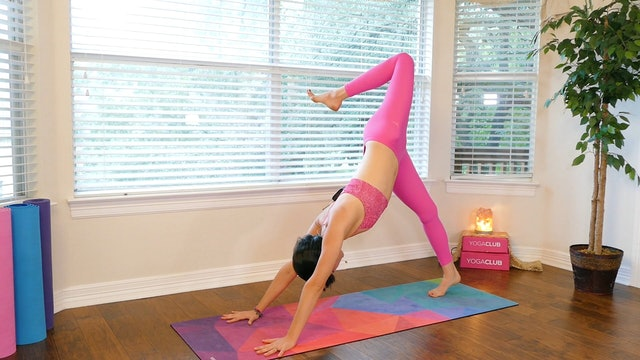Happy Hips Flexibility