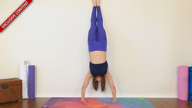 Fit & Flex: Handstand