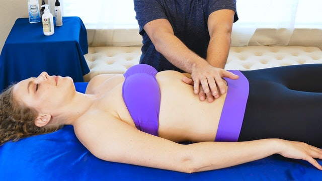 Abdominal Massage Techniques