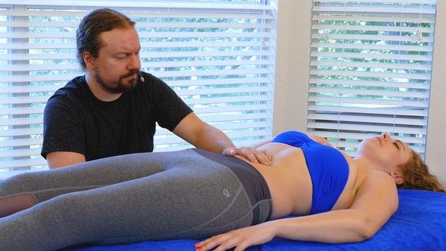 Massage for the Abdomen with Robert