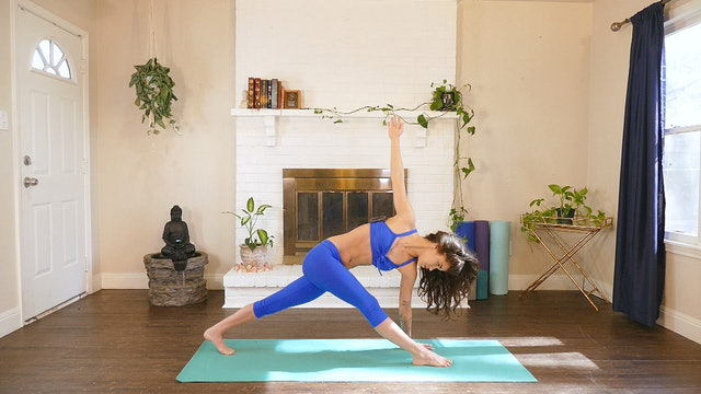 Upper Body Flexibility