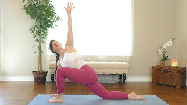 Kait's Beginner Flexibility Class