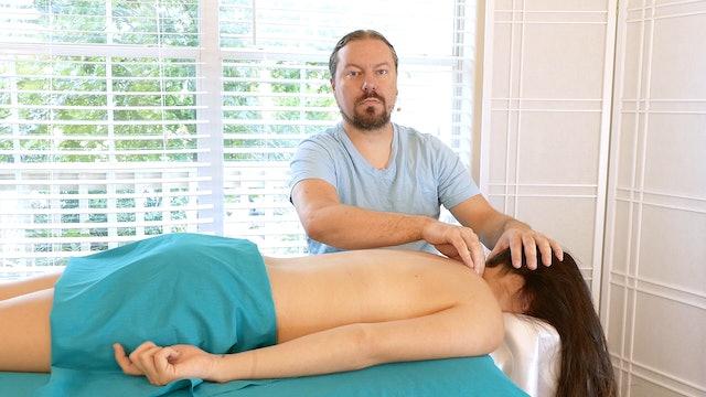 Massage for Shoulder Pain