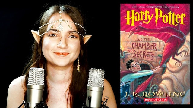 Elf Lucy Reads Harry Potter: Bedtime Stories