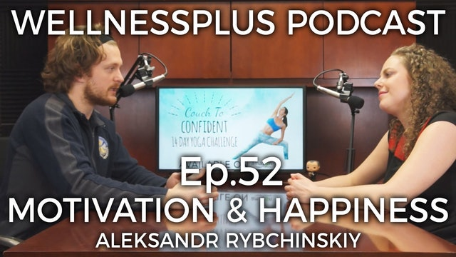 Motivation and Happiness, KEEPING New Years Resolutions with Aleksandr Rybchinsk