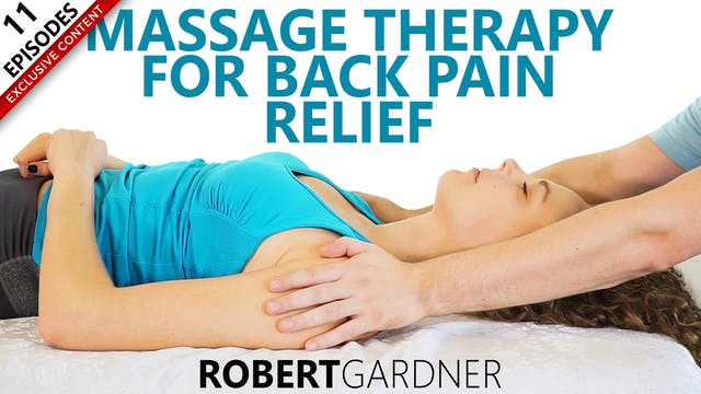 Massage Therapy For Back Pain Relief