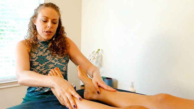 How To Foot Massage