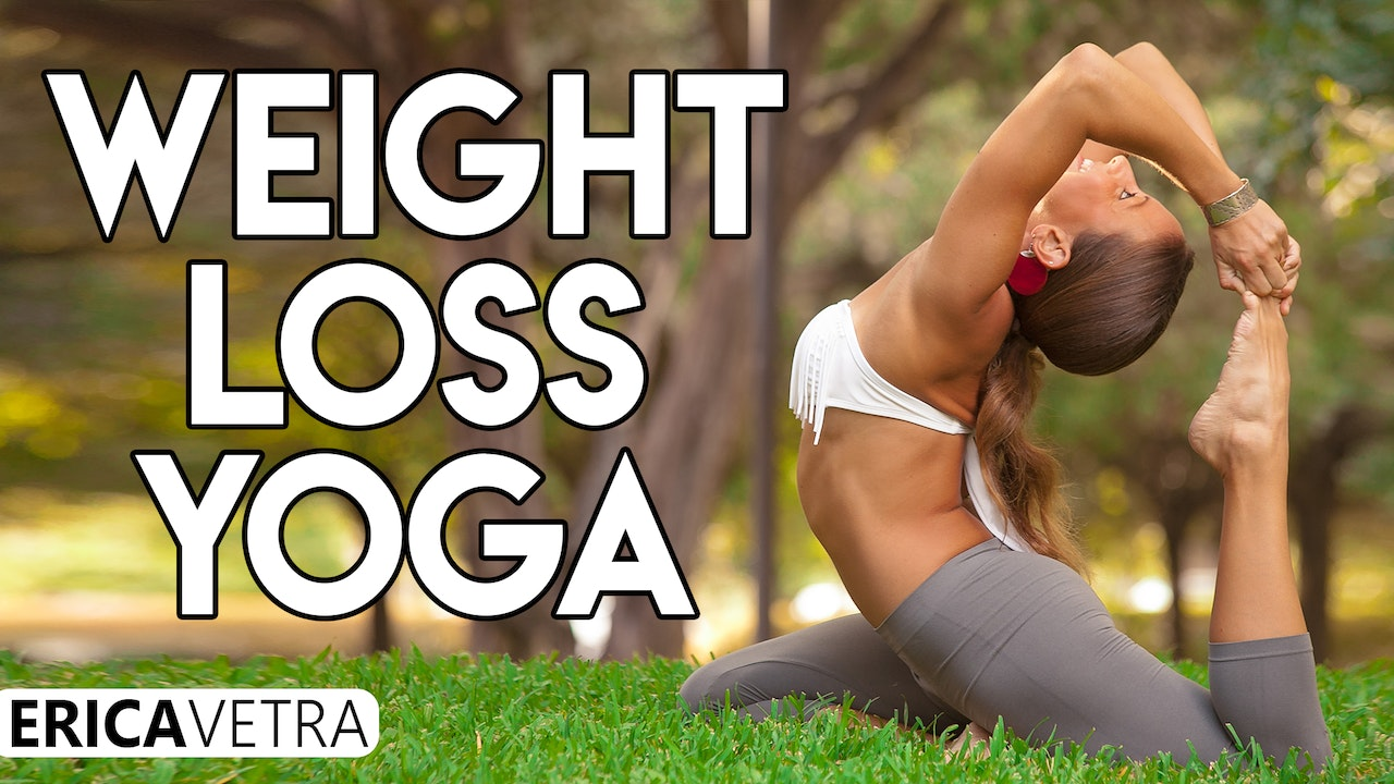 Weight Loss Yoga Workout For Beginners
