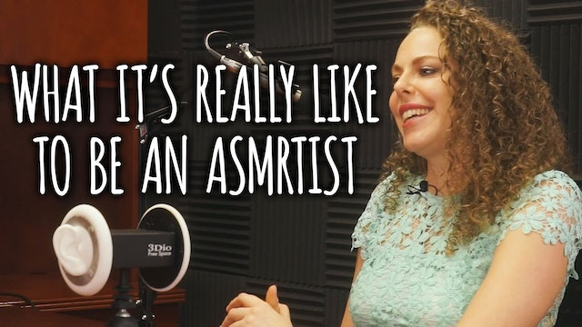 What It's Really Like To Be An ASMRtist: Interview With Corrina
