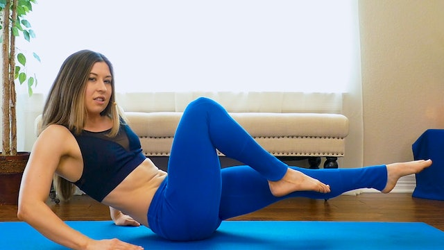 Powerful HIIT Core Workout with Hannah