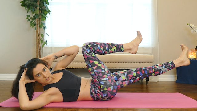 Day 8 - Fire Up The Core, Belly Fat Workout