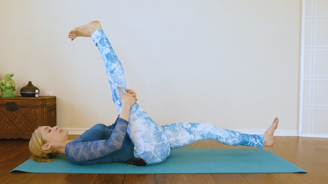 Flexibility For Low Back Pain