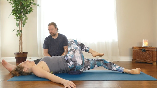 Gentle Stretch For Low Back Pain