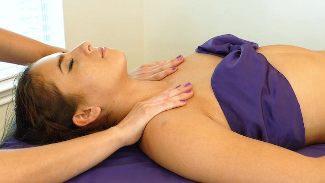 Face & Chest Massage + Happiness Tips...