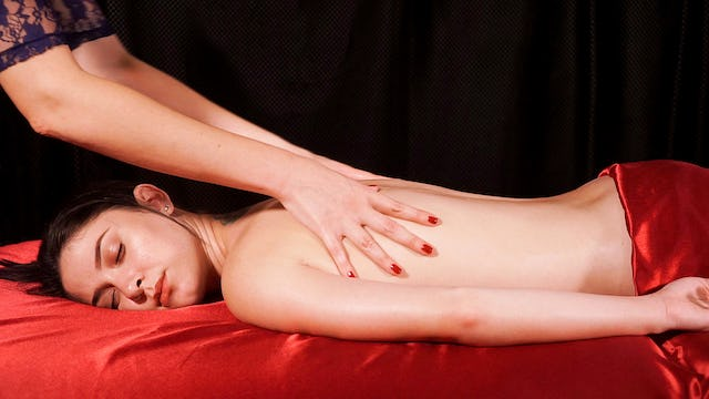 Corrina, Whispering Back Massage & Lotion Sounds