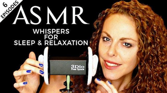 ASMR Whispers for Sleep & Relaxation