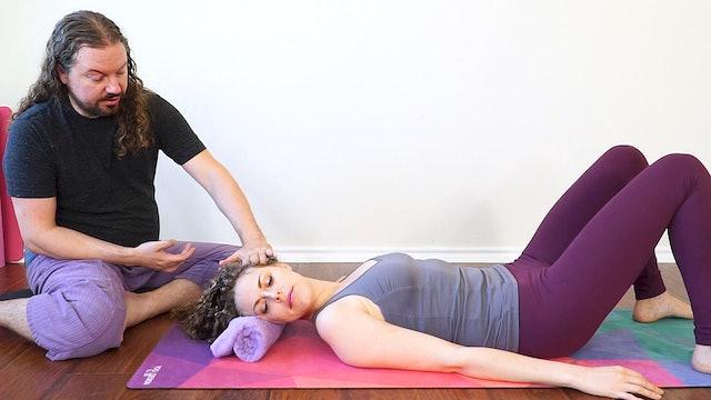 Self Massage Headaches