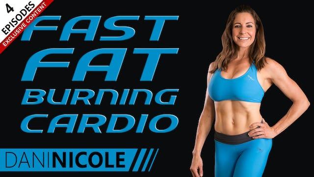 Fast Fat Burning Cardio