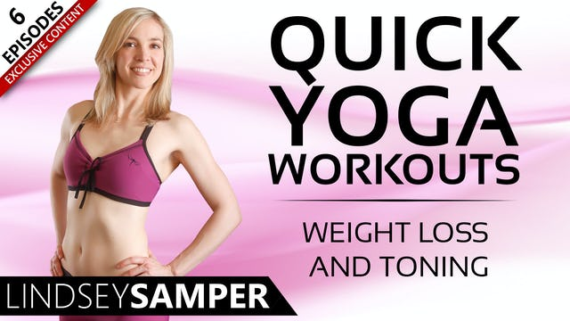 Quick Yoga Workouts: Season 2