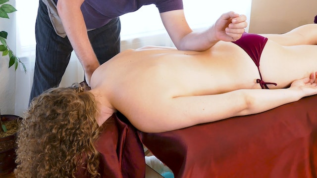 Massage for Common Low Back Pain with Robert