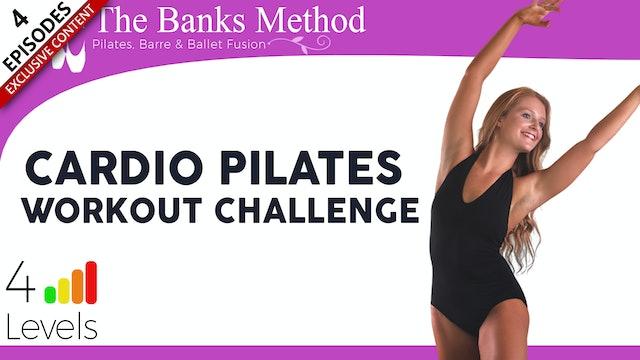 Cardio Pilates Workout Challenge   The Banks Method