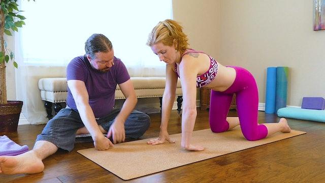 Yoga Massage: Techniques for Wrist Pain