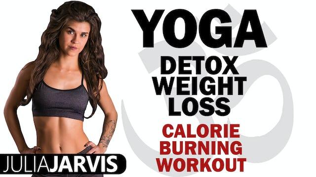 Yoga Detox - Weight Loss Calorie Burning Workout