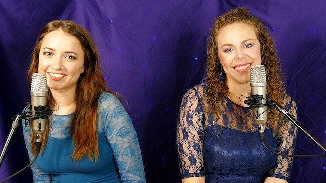 ASMR Word Association With Corrina & Lucy
