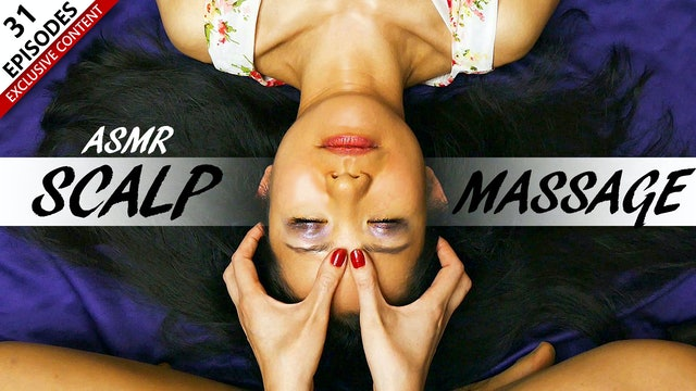 ASMR Scalp Massage