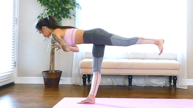 Yoga for Emotional Release - Hip Opening Flow