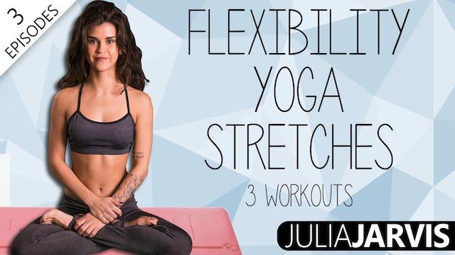 Flexibility Yoga Stretches